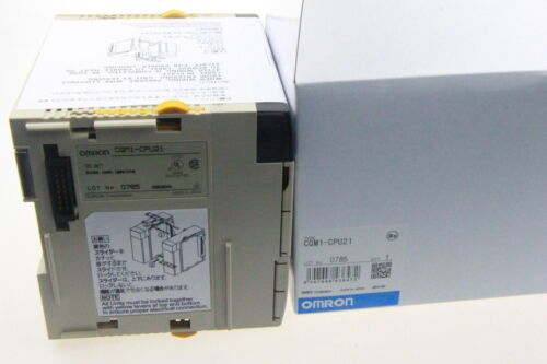 NEW OMRON PLC CQM1-CPU21 CPU Unit