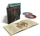 Senjutsu (2CD Digipack) by Iron Maiden (CD, 2021)