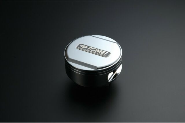 Tomei Oil Filler Cap Buff Silver SR20DET RB25DET S13 S14 R33 R32 Silvia 193056