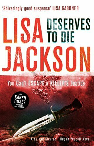 1 of 1 - Deserves to Die: Montana series, book 6 (Montana Mysteries),Lisa Jackson