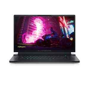 Alienware X17 R1 Gaming Laptop 11th Gen i7 11800H 16GB RAM 1TB SSD RTX 3070