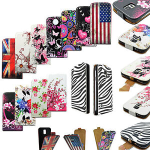 New-Vertical-Flip-Leather-Magnetic-Phone-Case-Cover-Pouch-for-iPhone-Samsung