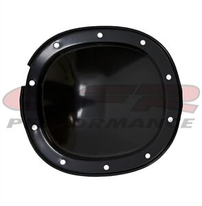 """10 bolt black differential rear end cover Chevy GM 8.5 8 1//2/"""" truck 1500 camaro"""
