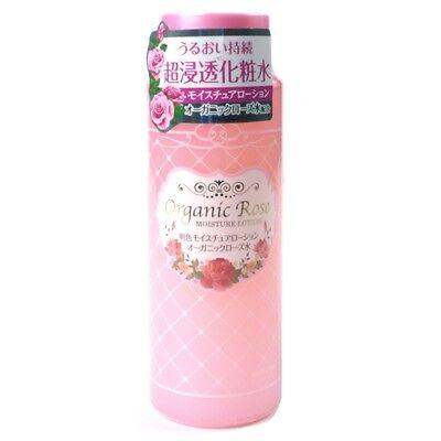 Meishoku Organic Rose Moisturizing Lotion