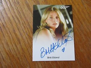 James-Bond-Archives-2016-SPECTRE-Britt-Ekland-as-Mary-Goodnight-Autograph-Card