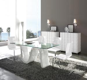 DT-04-Dupen-Design-Esstisch-aus-gehaertetem-Glas-Hochglanz-Weiss-Tisch-180-cm-Neu
