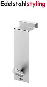 Einzigartig ZACK 20671 EXIT Türhaken Handtuchhalter Garderobe für Falztür innen XH88