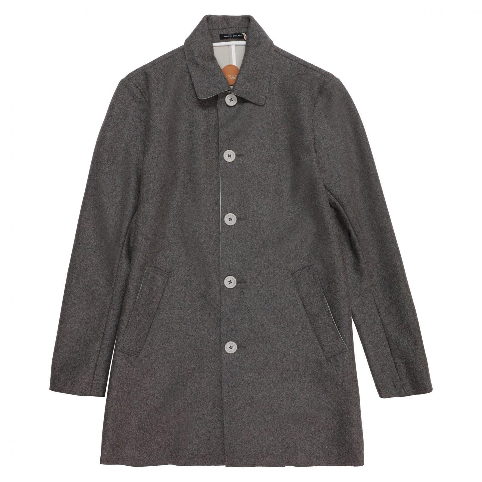 dc2e78174 Chalke RAW Edge Mac People Common nyrxvv6806-Coats & Jackets - www ...