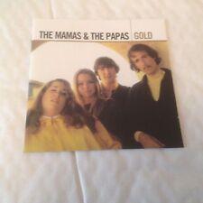 The Mamas & the Papas - Gold (2005) CD X 2 - Folk Rock