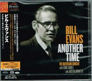 Bill-Evans-034-Another-Time-The-Hilversum-Concert-034-Japan-SACD-w-OBI-NEW-SEALED