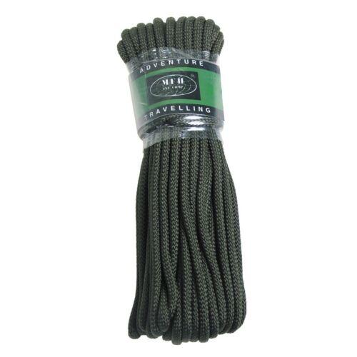 Corde Ficelle Tau Olive 9 mm épais 15 km long