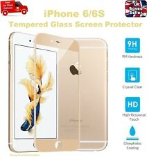 Full 3D Coverage Tempered Glass Screen Protector For iPhone 6 6S 4.7 inches GOLD