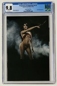VENGEANCE-OF-VAMPIRELLA-1-CGC-9-8-Cosplay-Photo-VIRGIN-Variant-2100632004