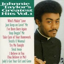Johnnie Taylor - Greatest Hits 1 [New CD]