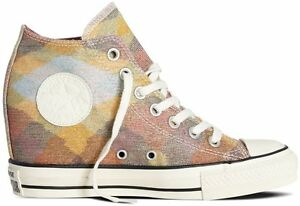 Image is loading Women-039-s-Converse-Missoni-CT-Lux-Mid-