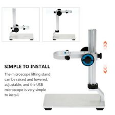Aluminum Alloy Microscope Stand Holder Support For Usb Digital Microscope