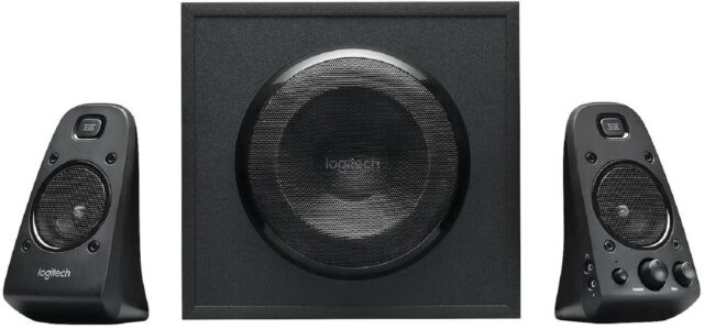 Logitech Z623 PC Lautsprecher-System mit Subwoofer *NEU&OVP* 🔥