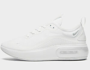 Details about Authentic Nike Air Max Dia Women ® ( UK Sizes: 7 & 8 ) Triple  White Latest NEW