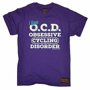 OCD-Obsessive-Cycling-Disorder-T-SHIRT-tee-jersey-funny-birthday-gift-present