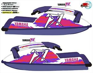Jet Ski Yamaha Fx 1 1994 1995 Decal Kit Graphics Cover Ebay