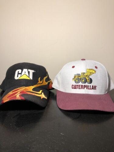 Vintage Caterpillar Trucker Hats