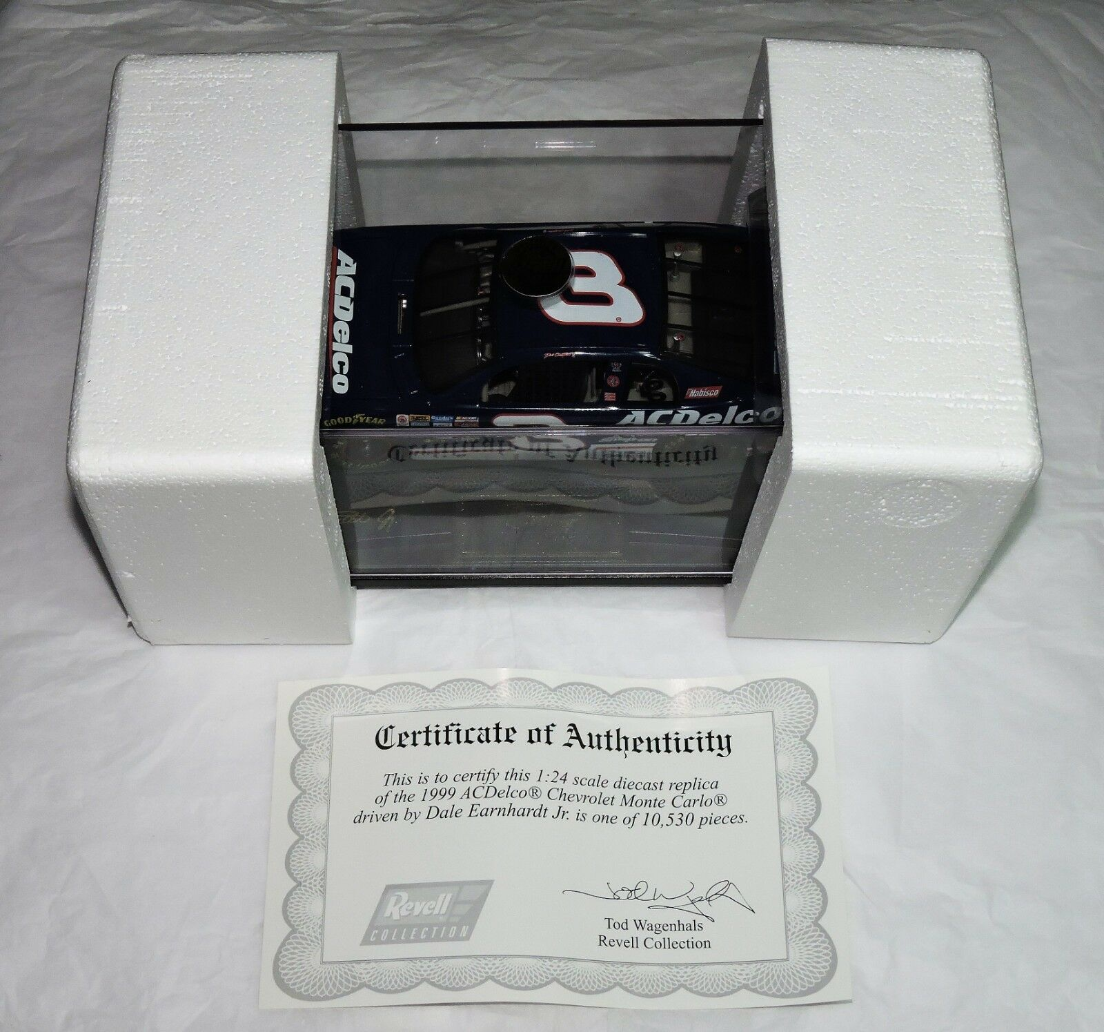1999 Revell Collection Dale Earnhardt Jr AC AC AC Delco Chevy Monte Carlo 8ae029