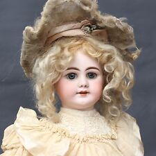 ANTIKE JUMEAU ROULLET DECAMPS AUTOMATIC DOLL DEP RARE ORIGINAL MUSEAL 1890s 23.6