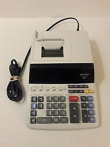 Sharp-Electronics-EL-1197PIII-Printing-Calculator