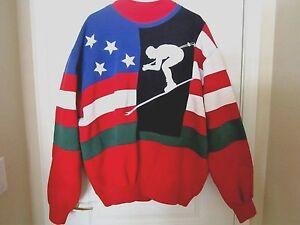 Vintage Polo Ralph Lauren Suicide Ski Sweatshirt Ebay