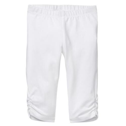 NWT Gymboree White Capri Leggings Toddler Girls 18-24M,2T
