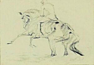 Horseman Rider With Horse Jockey?