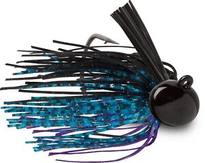 Terminator-Weedless-Football-Jig-Bass-Fishing-Lure-Select-Color-amp-Weight