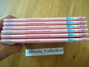 Los-6-Schneekoenigin-Disney-Bibliotheca-Rosa-Kein-Complet-Integrale-Buch