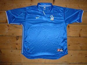 ITALIA-FOOTBALL-SHIRT-TAGLIA-XL-ITALIA-1994-SOCCER-JERSEY-CAMISETA-maglla-TRIKOT