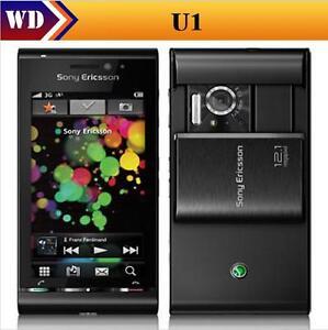 u1 original unlocked sony ericsson satio u1i mobile phone gsm 3g rh ebay com