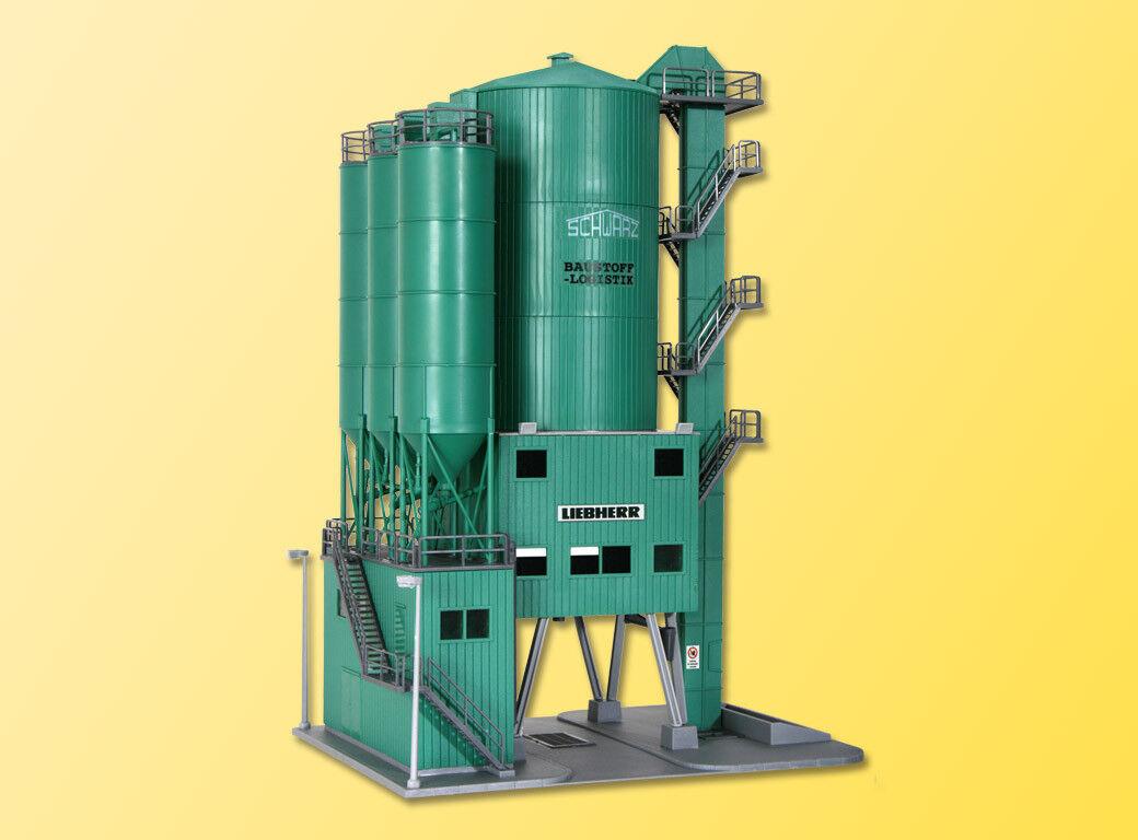 SH Kibri  39930 Betonwerk Schwarzbau  Bausatz.    Starke Hitze- und Hitzebeständigkeit