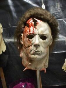 Halloween 2 Rob Zombie Mask.Details About Halloween Mask Michael Myers Mask Rob Zombie Halloween 2