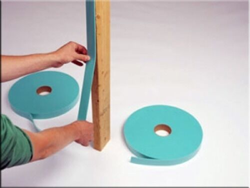 Integrity Gasket Tape  1 7 16 x100' roll sound proofing