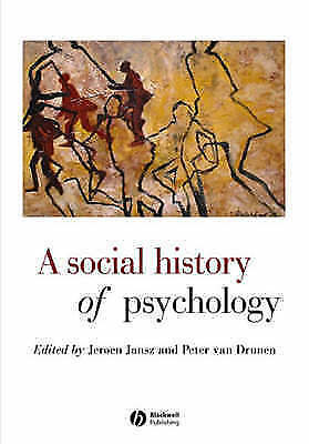 1 of 1 - Social History of Psychology-ExLibrary