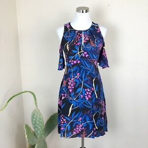 48df79fd38f2 Image is loading MAEVE-Women-2P-Petite-Anthropologie-Elia-Floral-Cold-