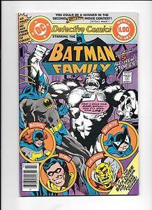 Detective-Comics-482-March-1979-Batman-Batgirl-Bat-Mite-The-Demon-68-pages