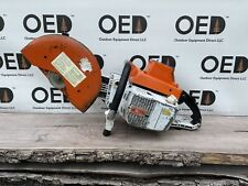 Stihl Ts760 Concrete Cut Off Saw Un Tested Missing Rope 111cc Saw Fast Ship