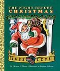 Night Before Christmas by Clement C. Moore (Board book, 2015)