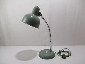 Old Desk Lamp Office Lamp Holder Old Altes Lampenburo Vintage Design