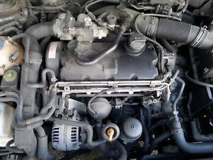 03-06 VW MK4 Jetta Golf Beetle TDI 1.9L BEW Engine Long ...
