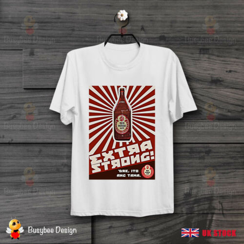 Extra Strong Red Horse Beer Logo Philippines Manila Cool Unisex T Shirt B344
