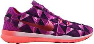 c114a4e2af7ba Nike Free 5.0 TR FIT 5 PRT Fuchsia Flash Hot Lava-Glow-White 704695 ...