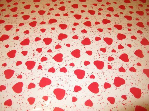 Valentines Christmas *m x80cm Birthday Cellophane for Gift Wrapping Presents