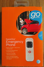 AT&T Spare One Emergency Go Phone Brand New Sealed Package