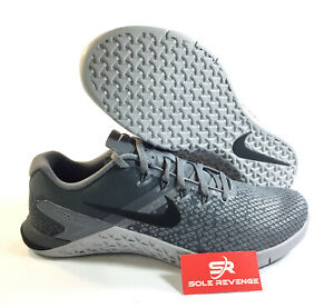 52f060c969b83 New Nike Metcon 4 XD Cool Grey Black White Mens Cross Training Shoes ...